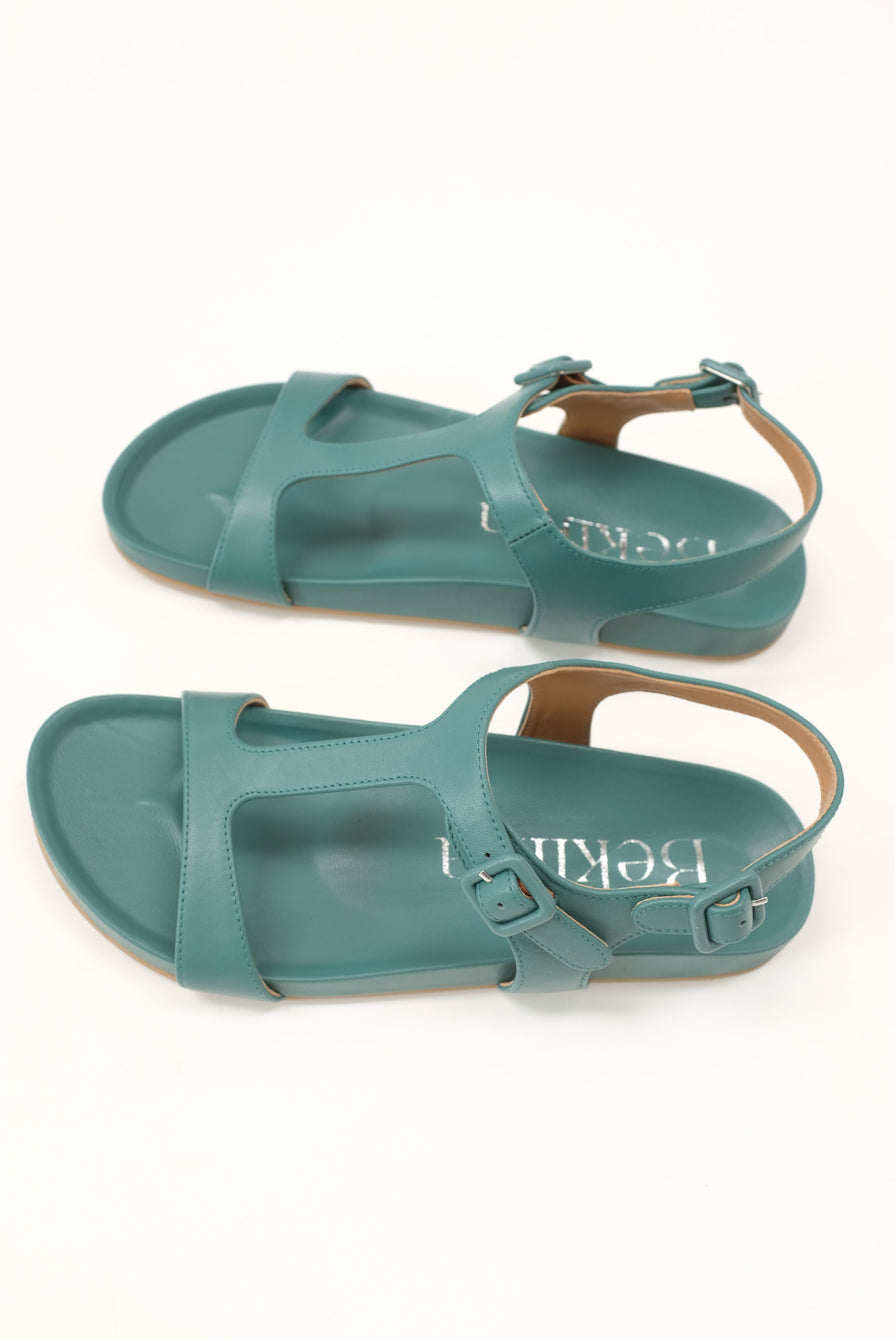 Beklina Travel Sandal Cypress
