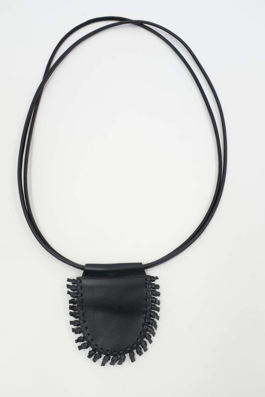 Beklina Tassel Bag Black
