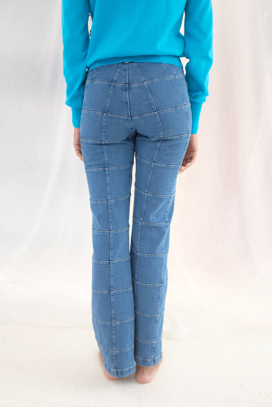 Paloma Wool Manolo Jean Medium Denim
