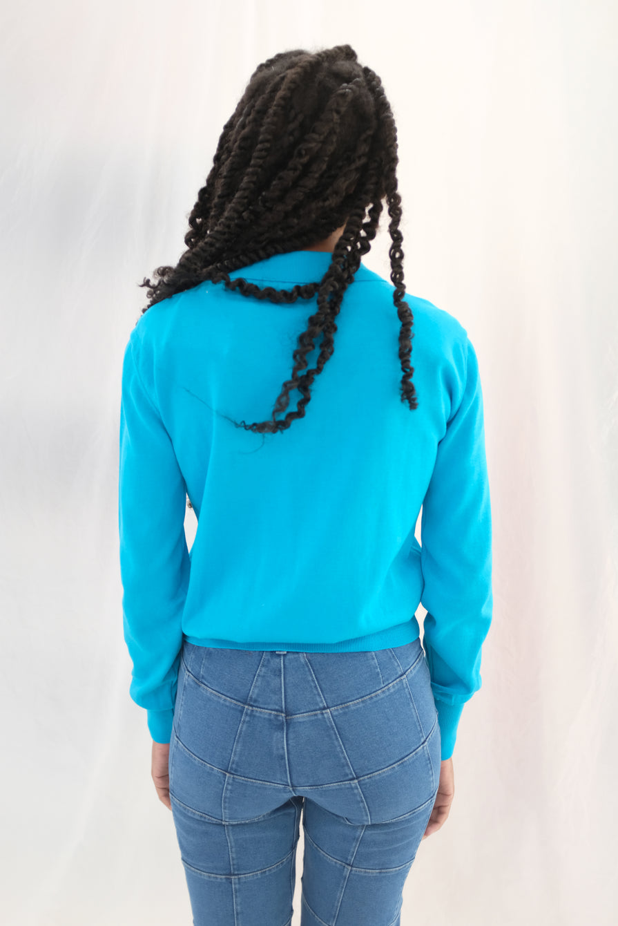 Paloma Wool Rafael Top Cyan