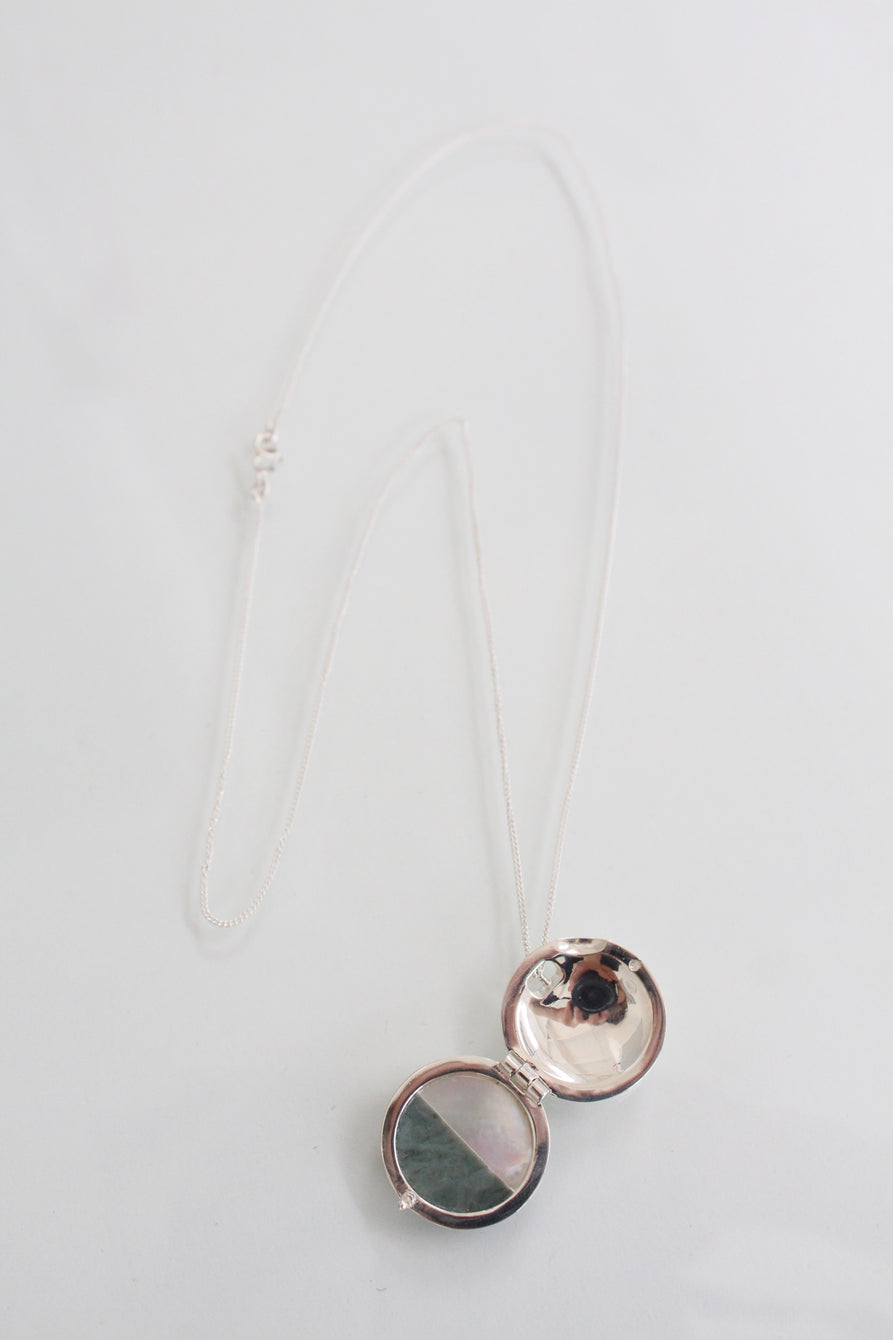 Ursa Major and Lauren Spencer King Stone Locket