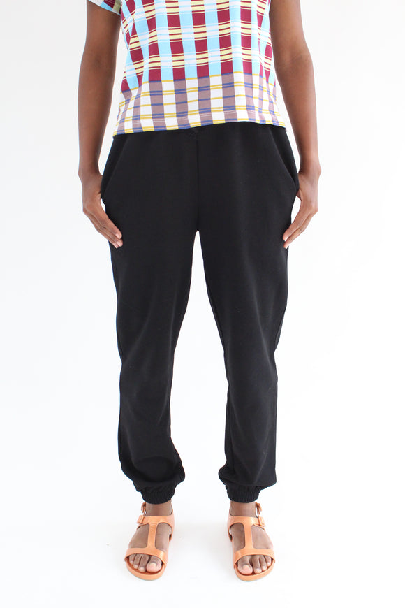 Baserange Sweat Pants Black
