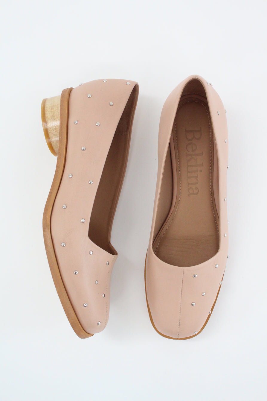 Beklina Pinto Pumps Buff