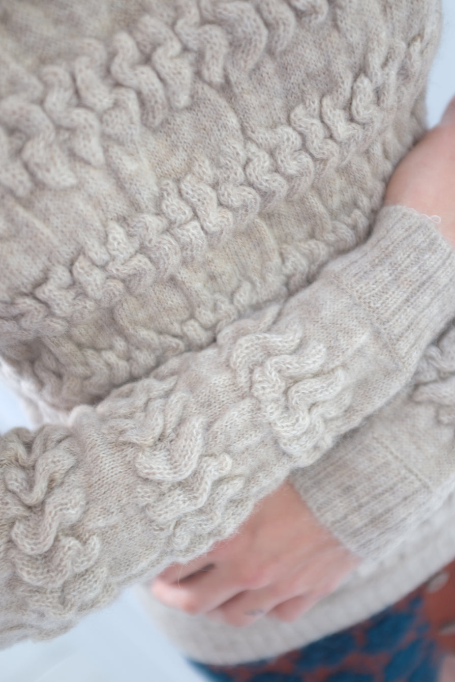 Beklina Sofa Sweater Oatmeal