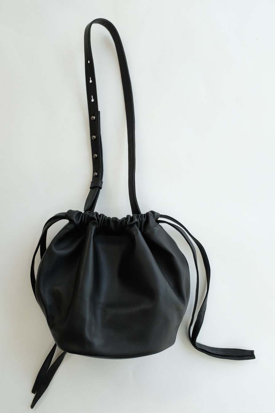 Beklina Drawstring Bag Black