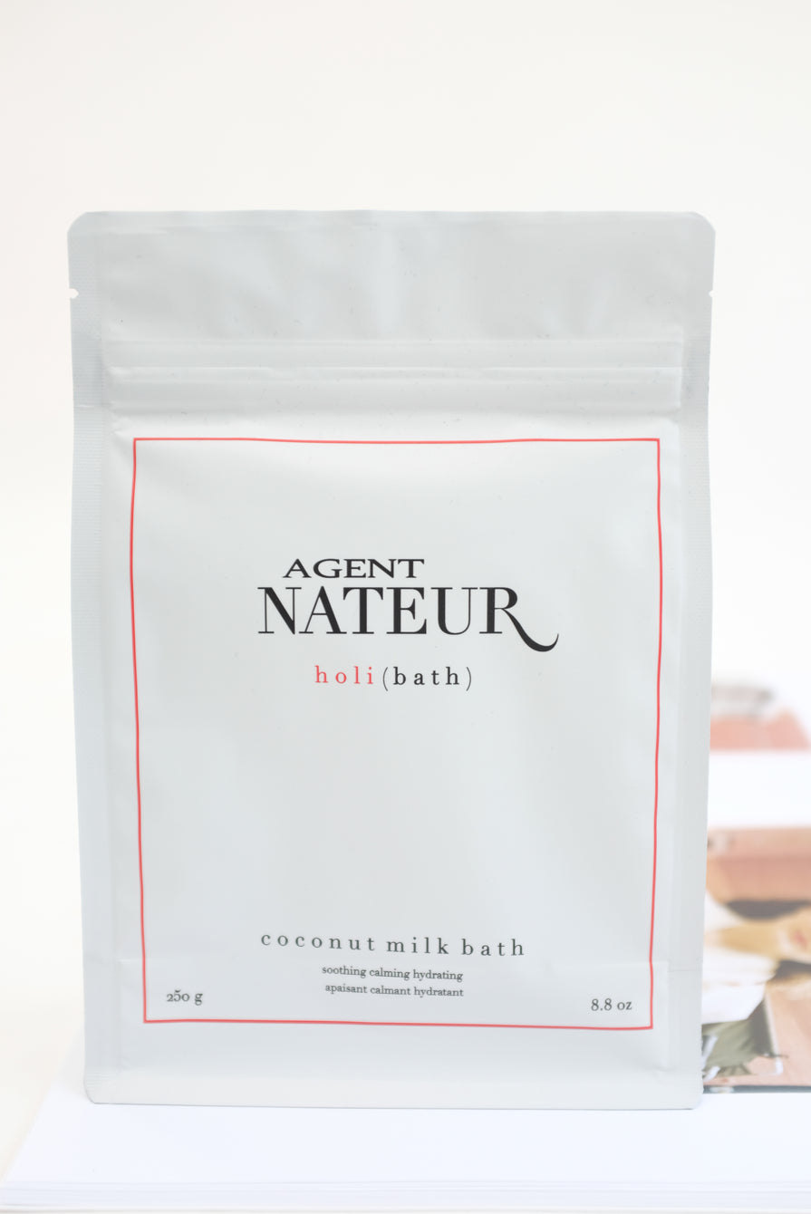 Agent Nateur Coconut Milk Bath