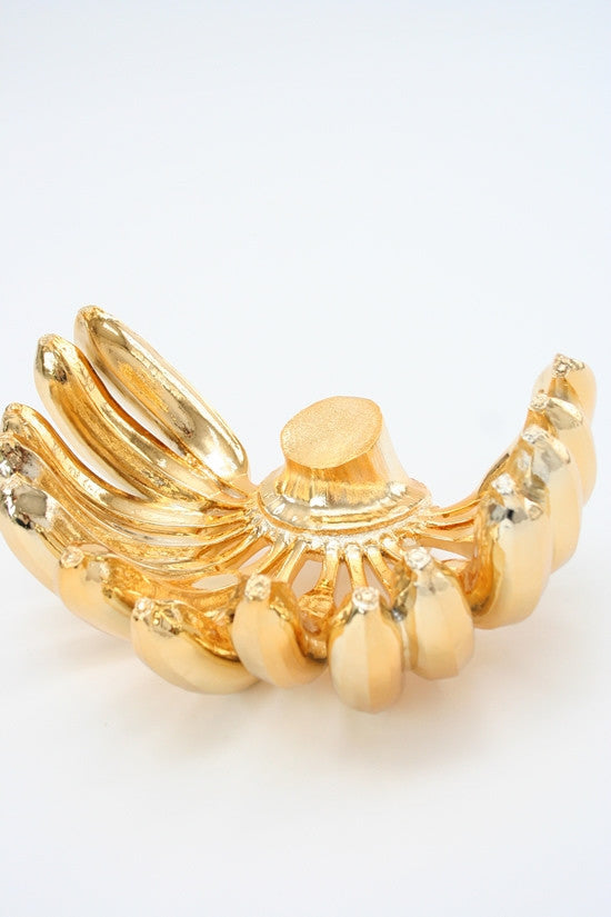 Beklina Gold Banana Bowl