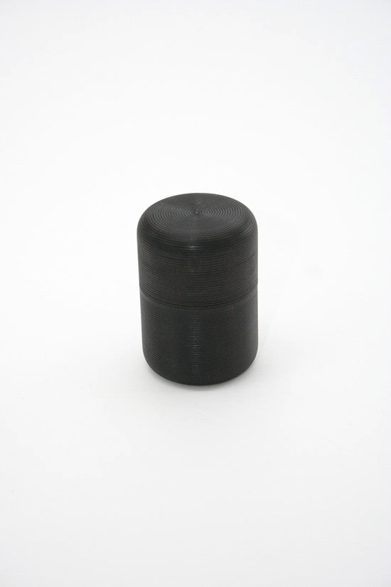 Japanese Wood Canister