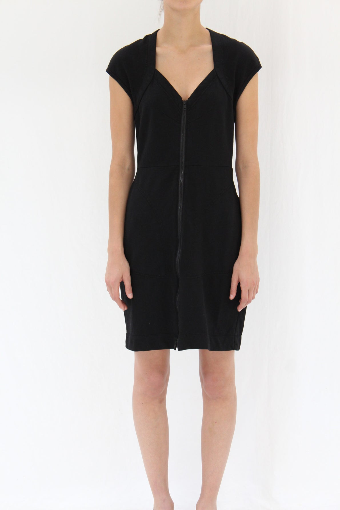 Prairie Underground Go Ask Alice Dress Black