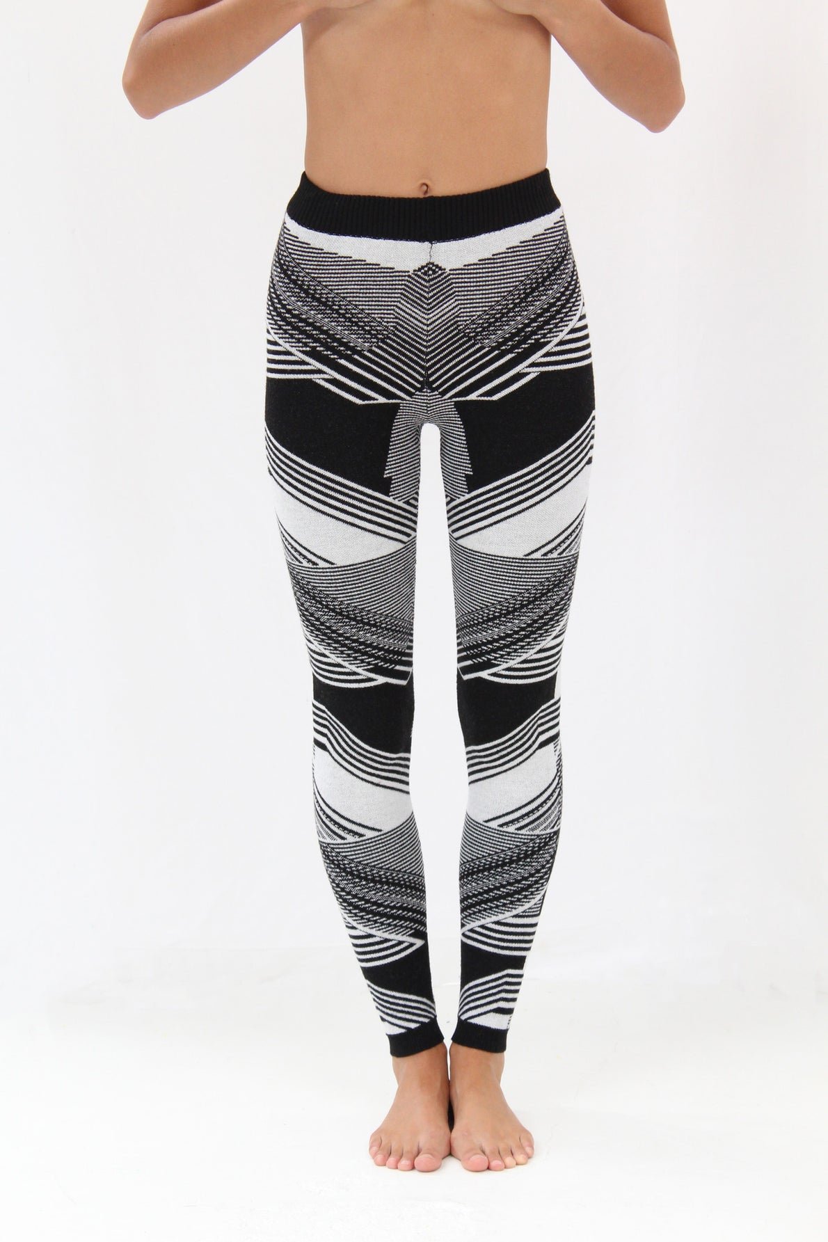 Micaela Greg Geo Leggings