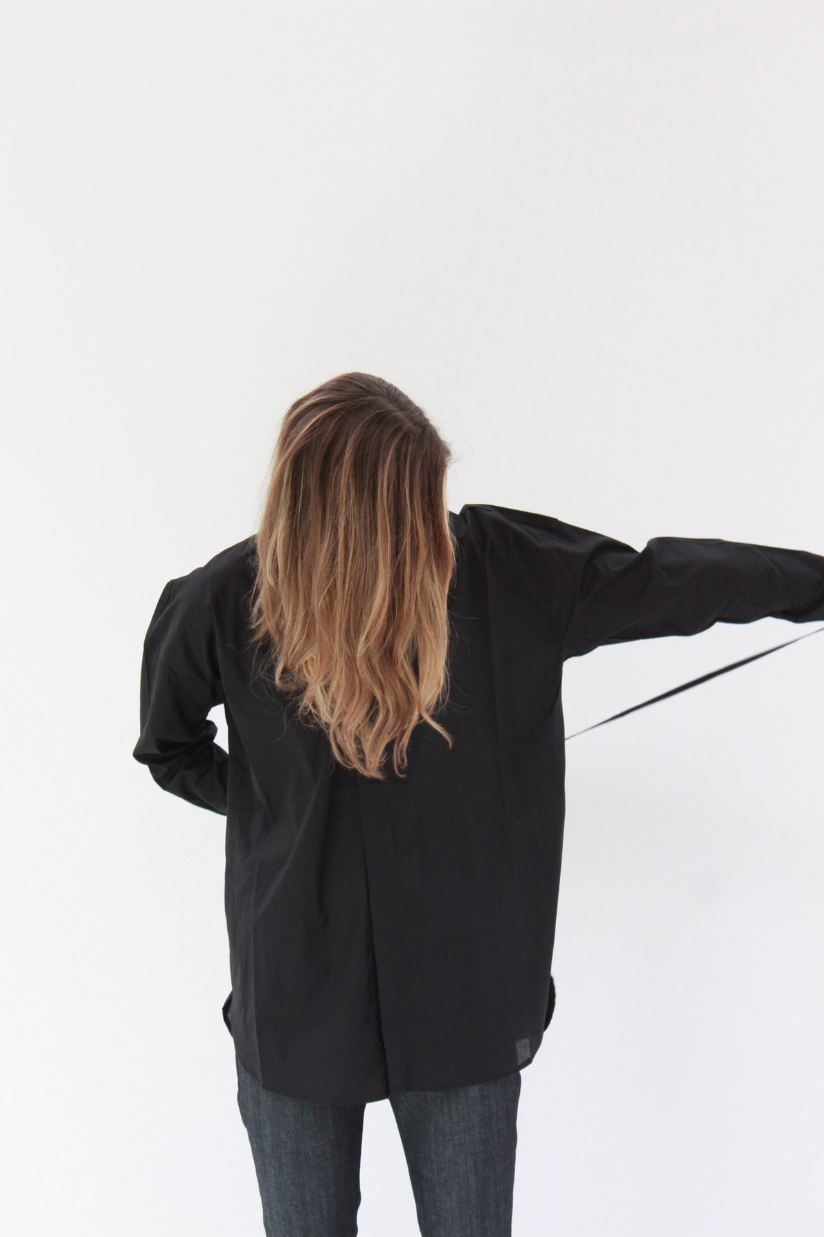 Beklina Kowtow Smith Shirt Black