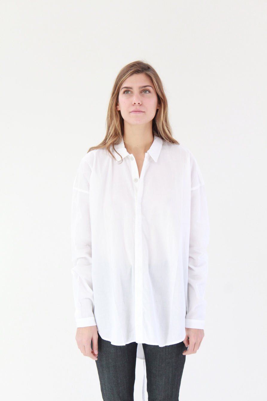 Beklina Kowtow Smith Shirt White