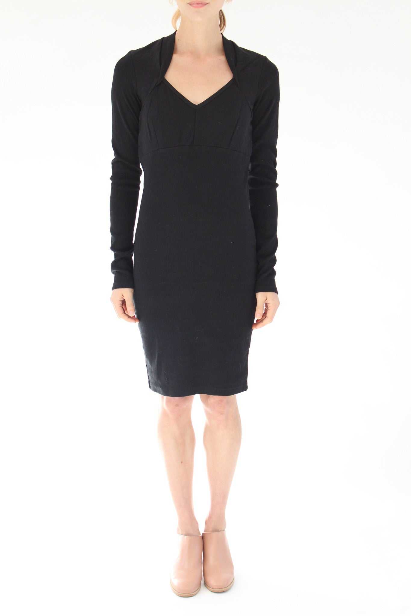 Prairie Underground TNT Dress Black At Beklina