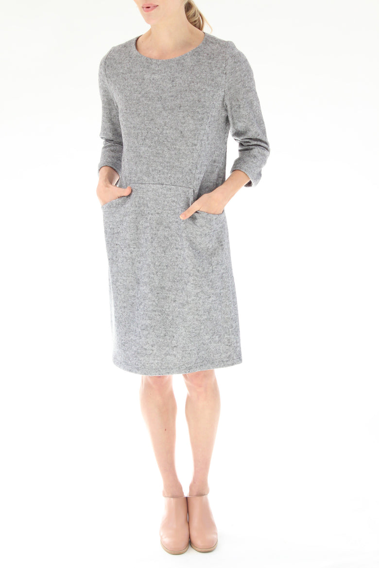 Dagg & Stacey Lowe Dress Heather Grey