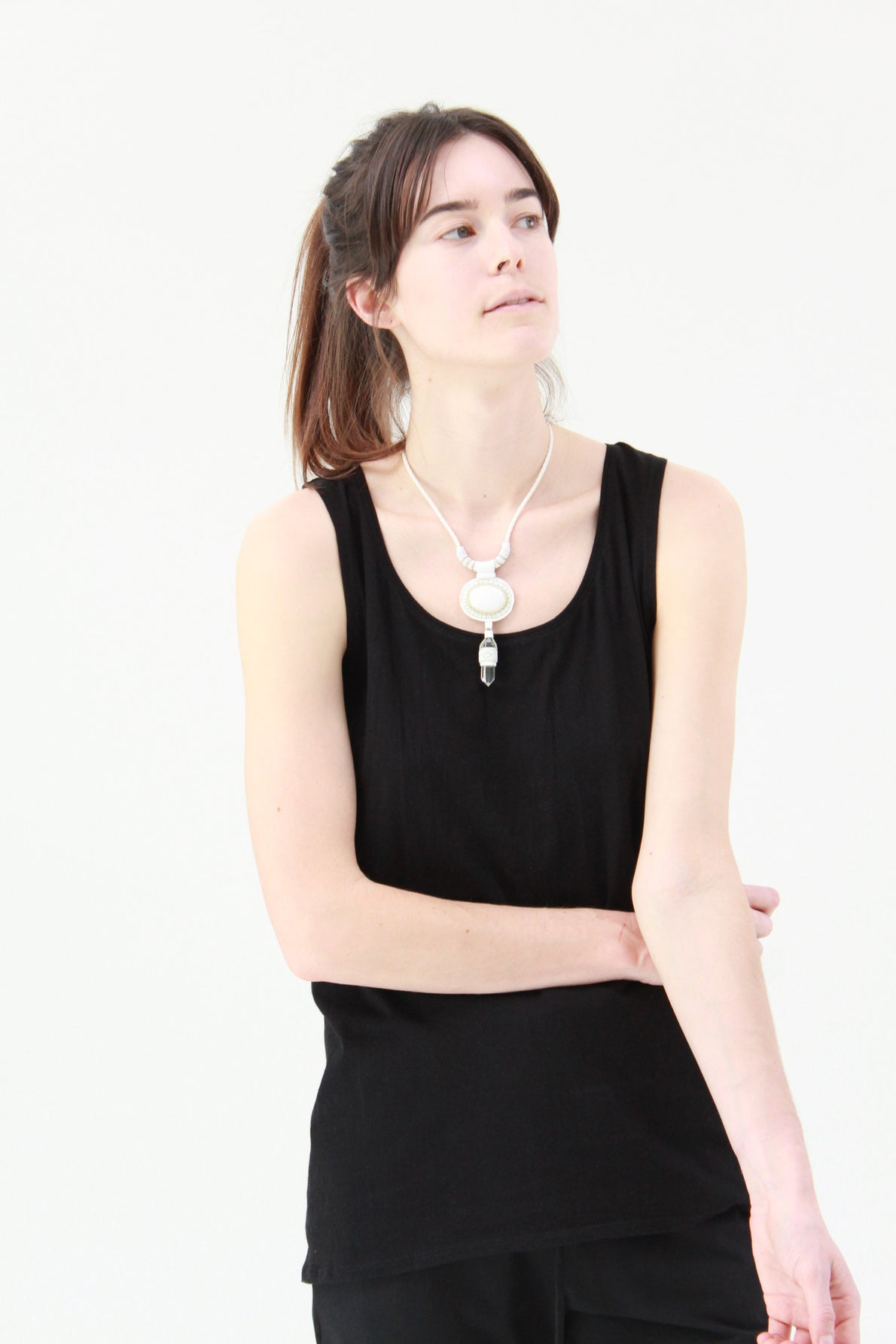 Beklina Robin Mollicone Sophie Necklace