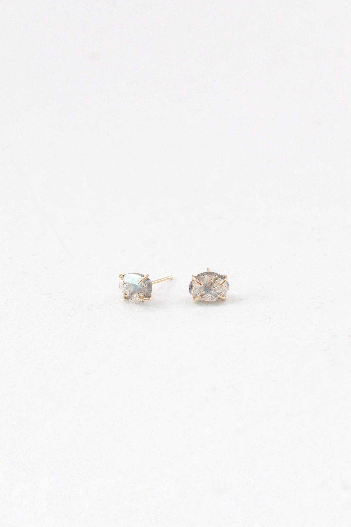 MJM Labradorite Stud Earrings