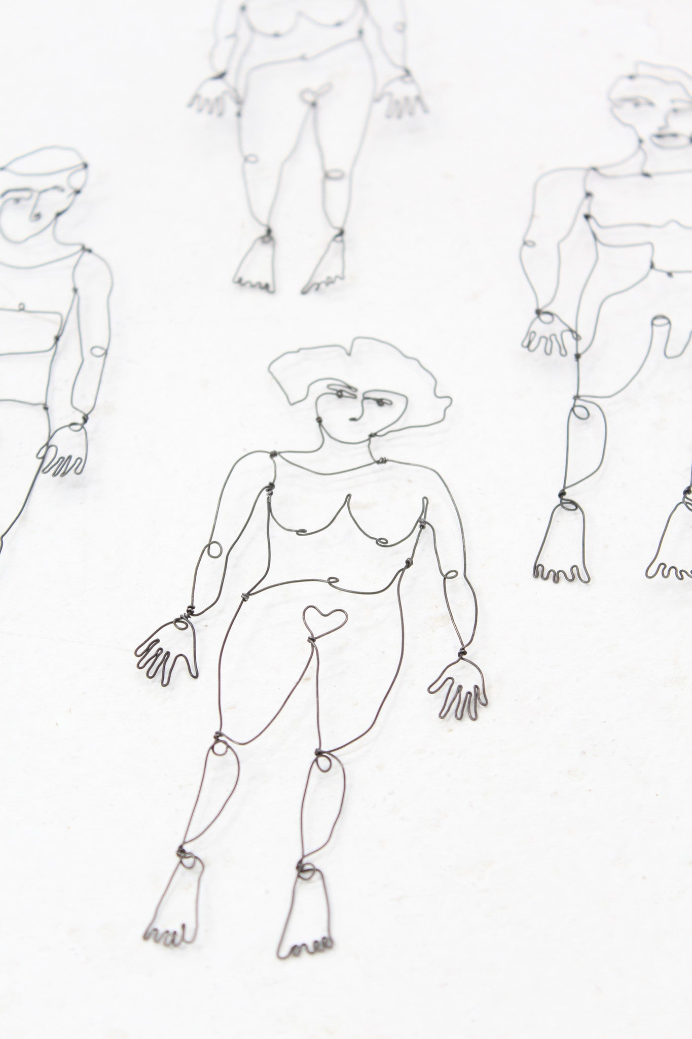 Naked Wire People Bookmarks