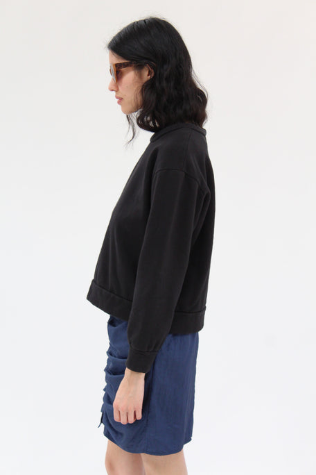 Beklina Live-in Sweatshirt Black