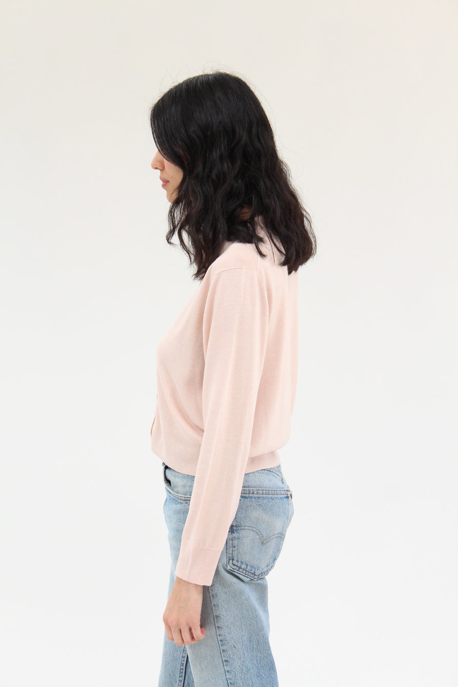 Beklina Knit Cardigan Cloud