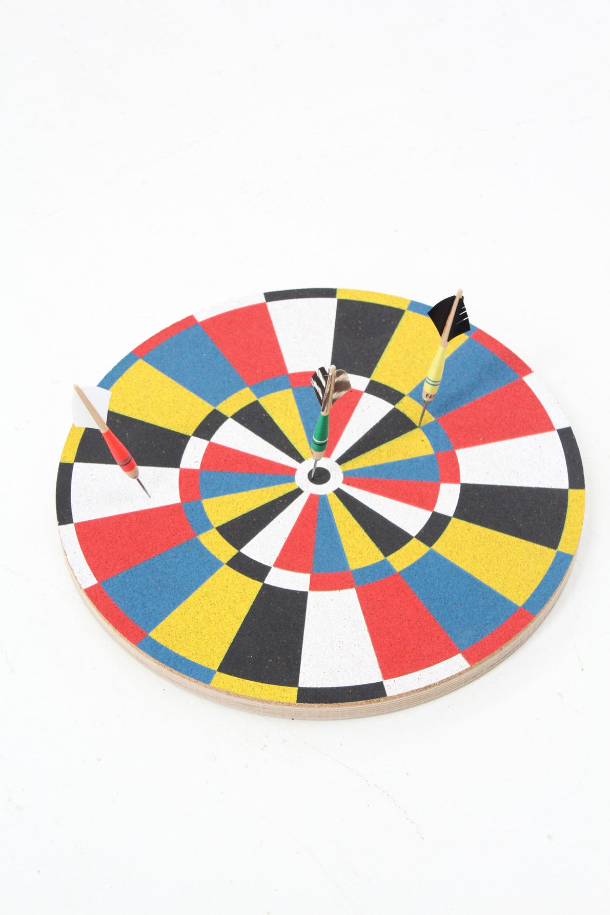 Dartboard & Darts Handmade In NYC