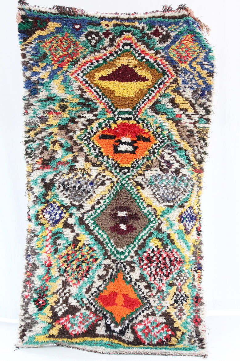Azilal Rug A217 M1
