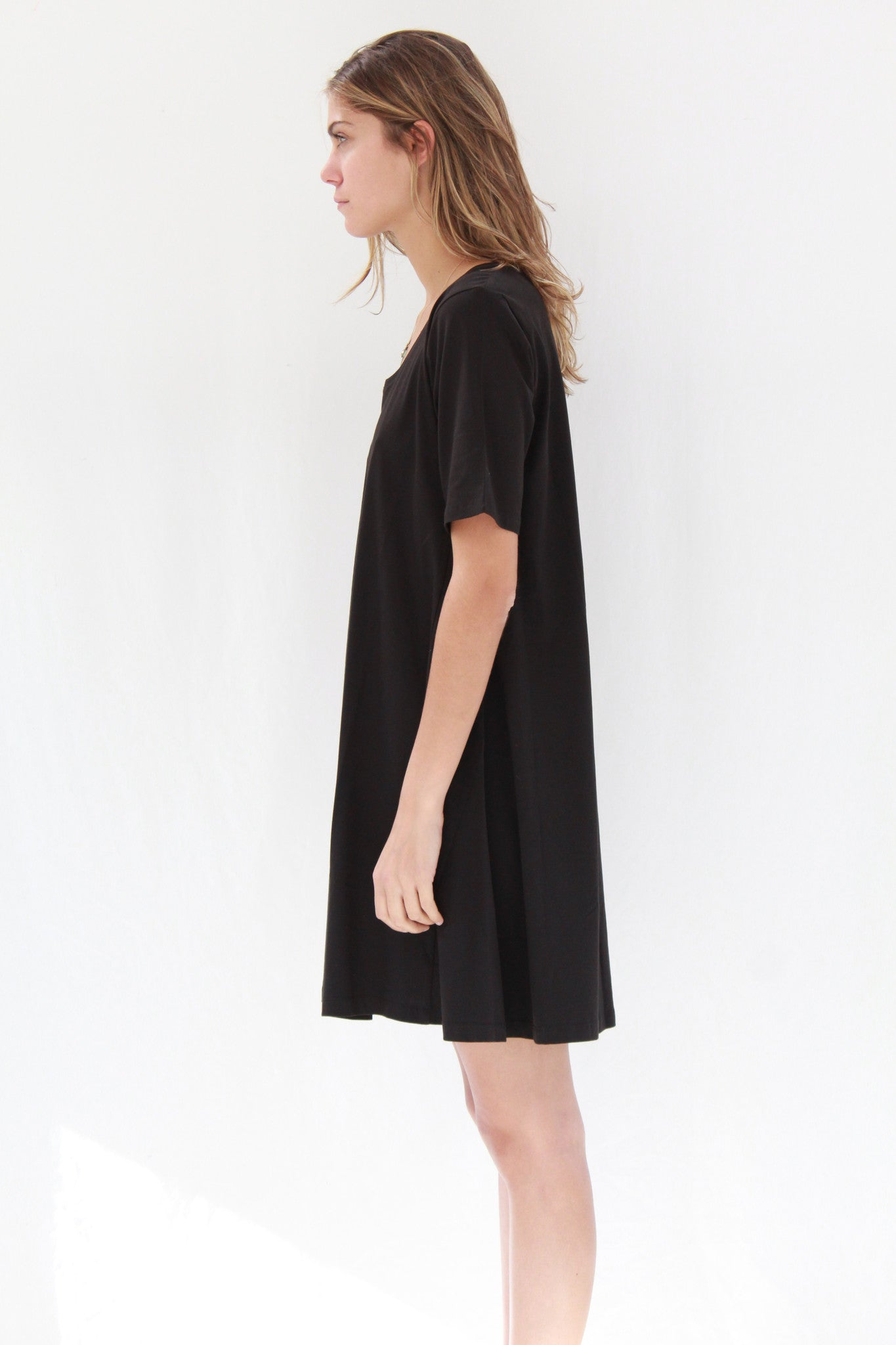 Beklina / Kowtow Swing Dress Black