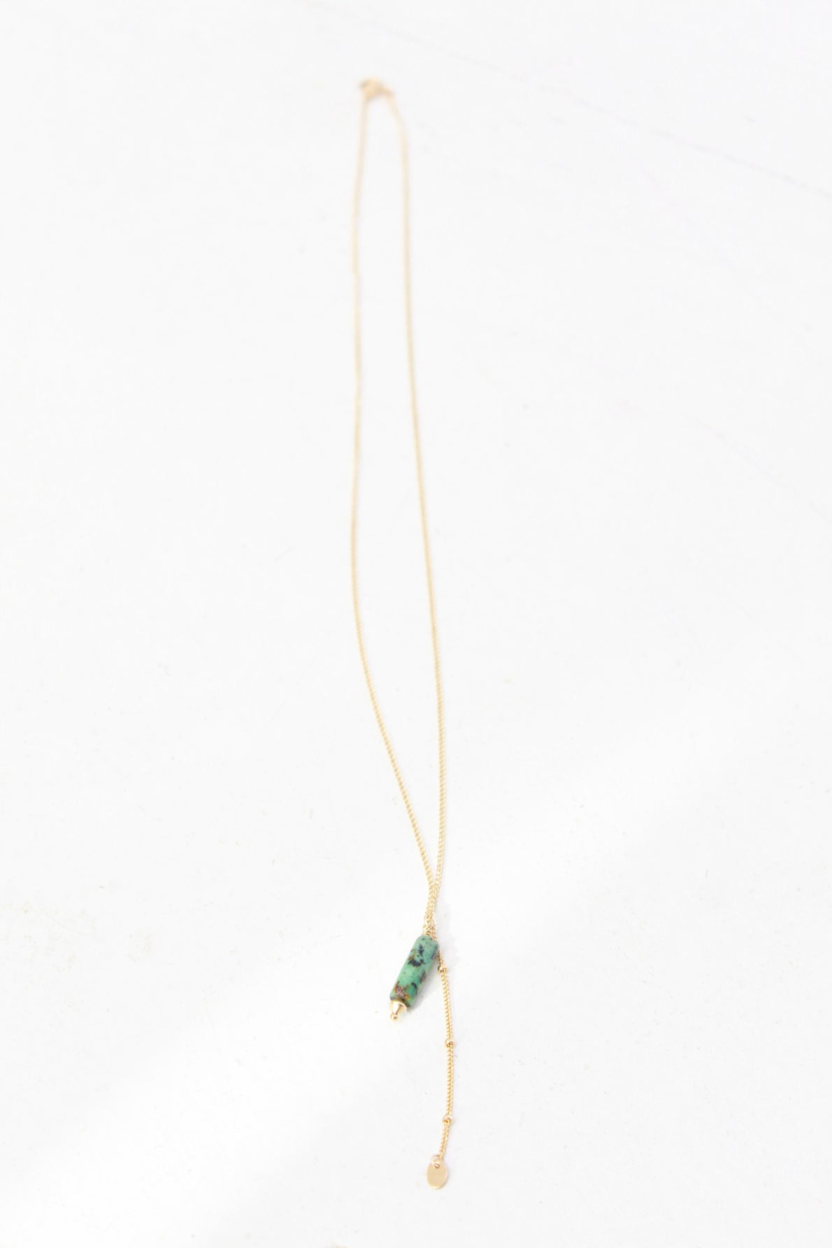 PG Turquoise Necklace