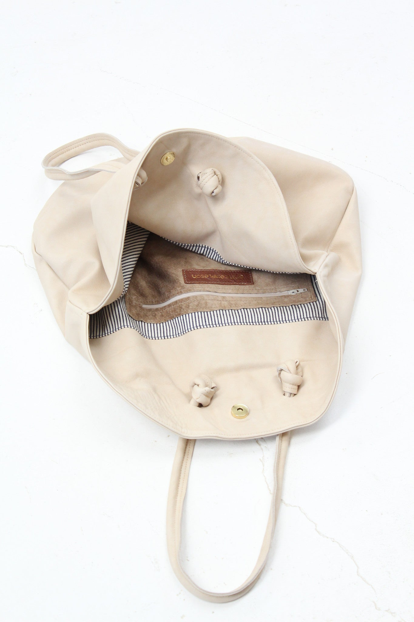 Templeton Moon Bag Bone