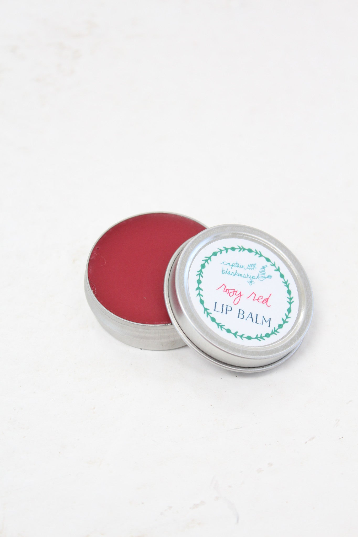 Captain Blackenship Lip Balm