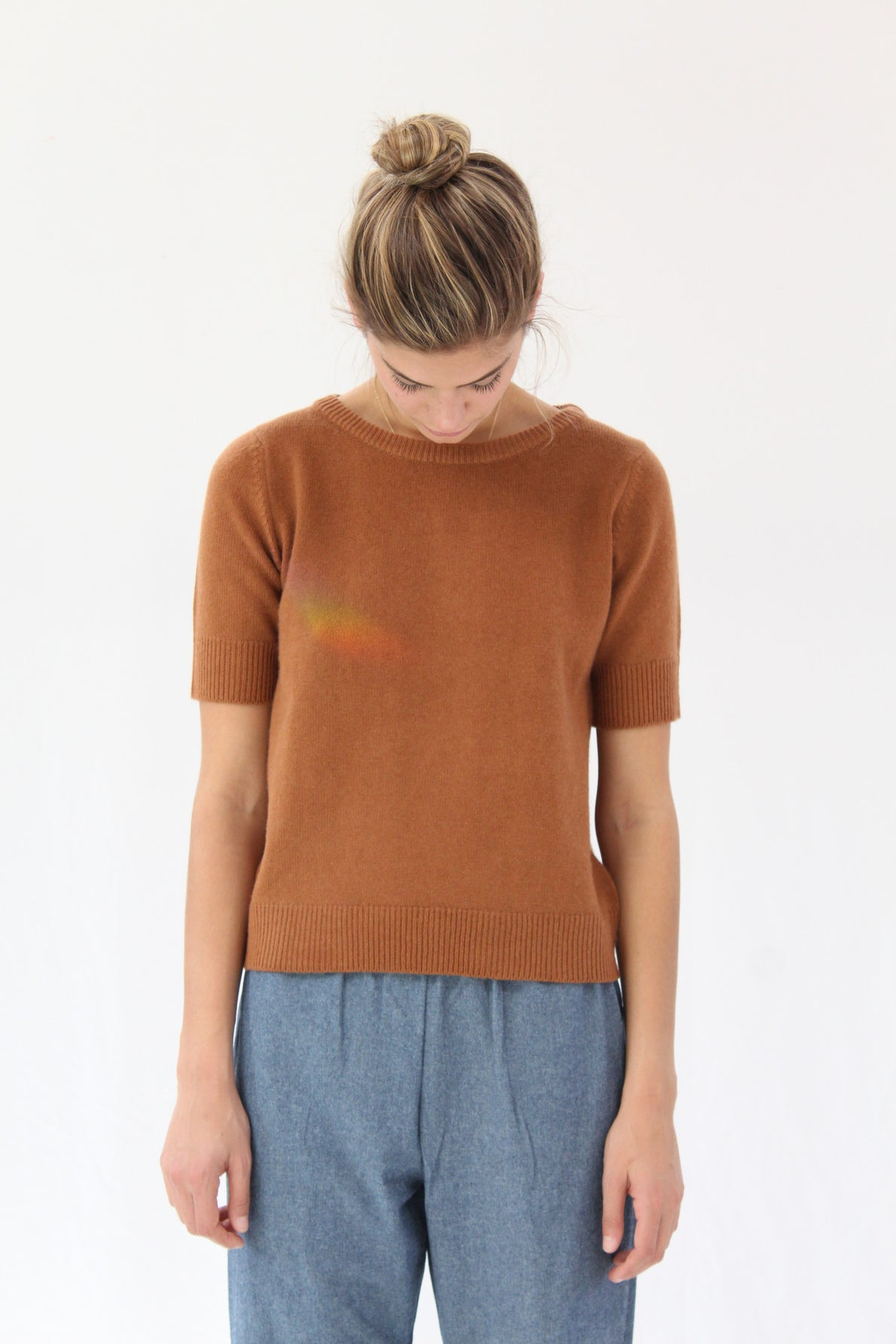 Lina Rennell Cashmere Top
