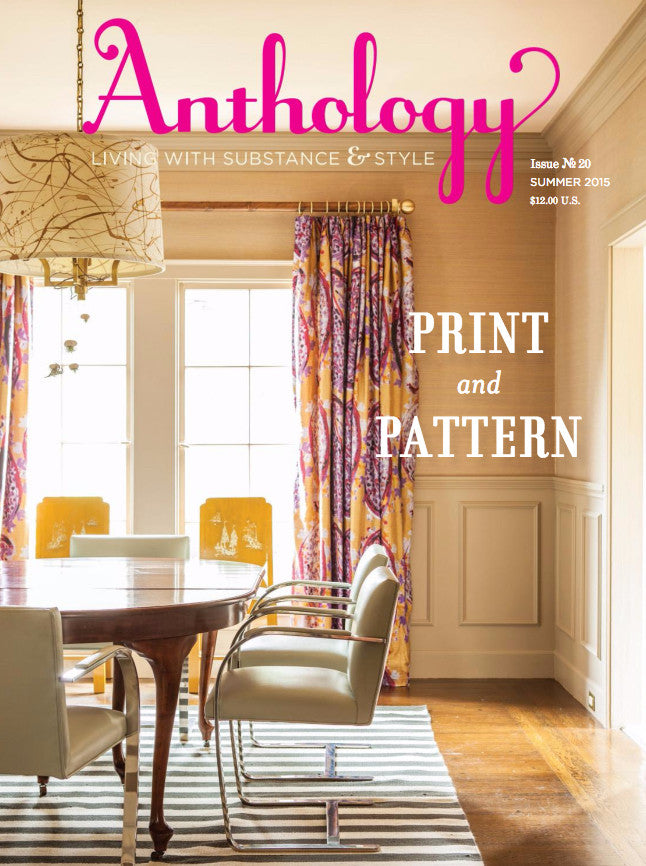 Anthology Magazine The Print Issue