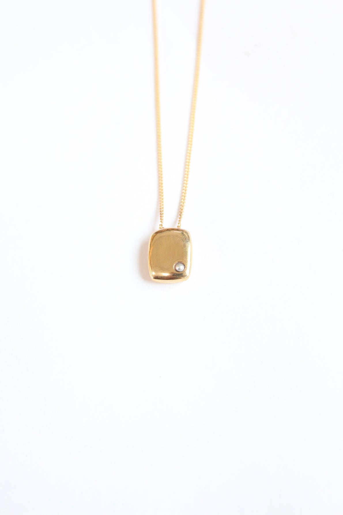 Ursa Major Cybele Necklace Gold