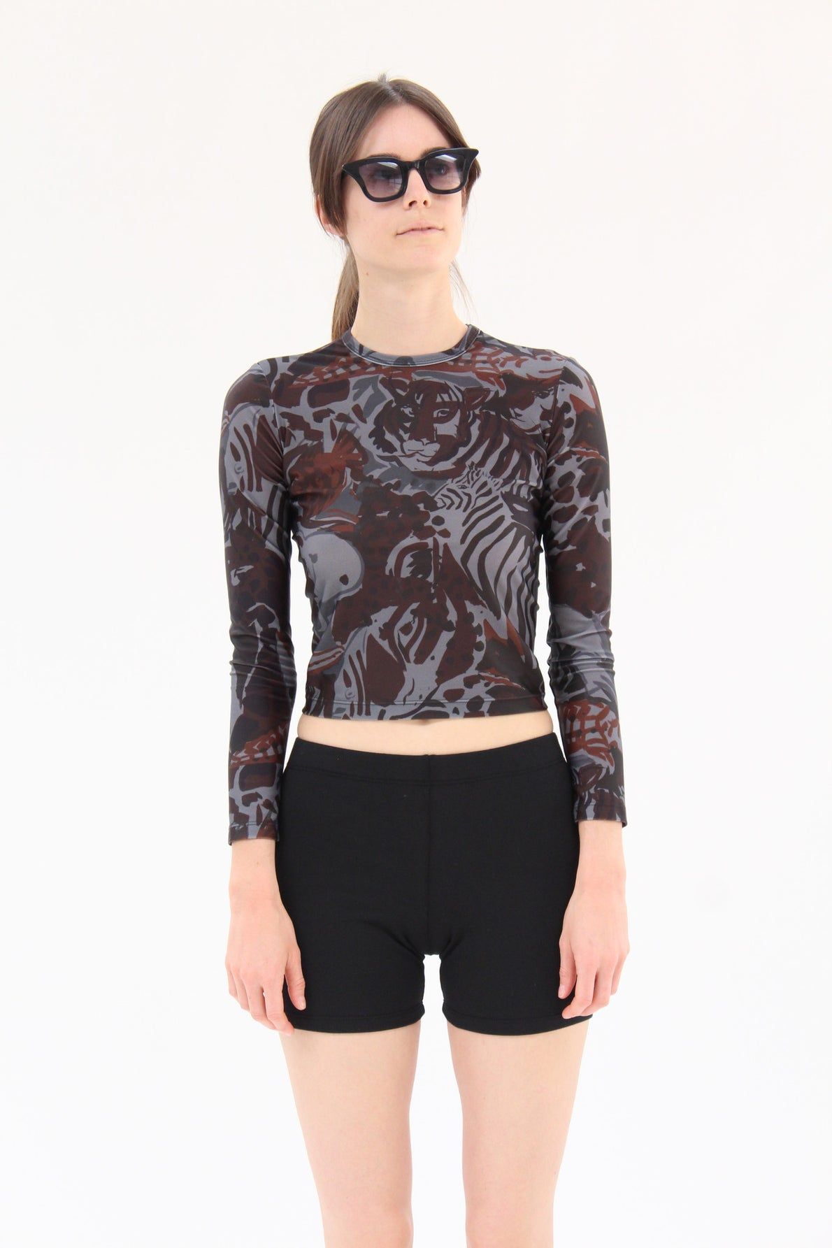 Rachel Comey Satellite Top Animals