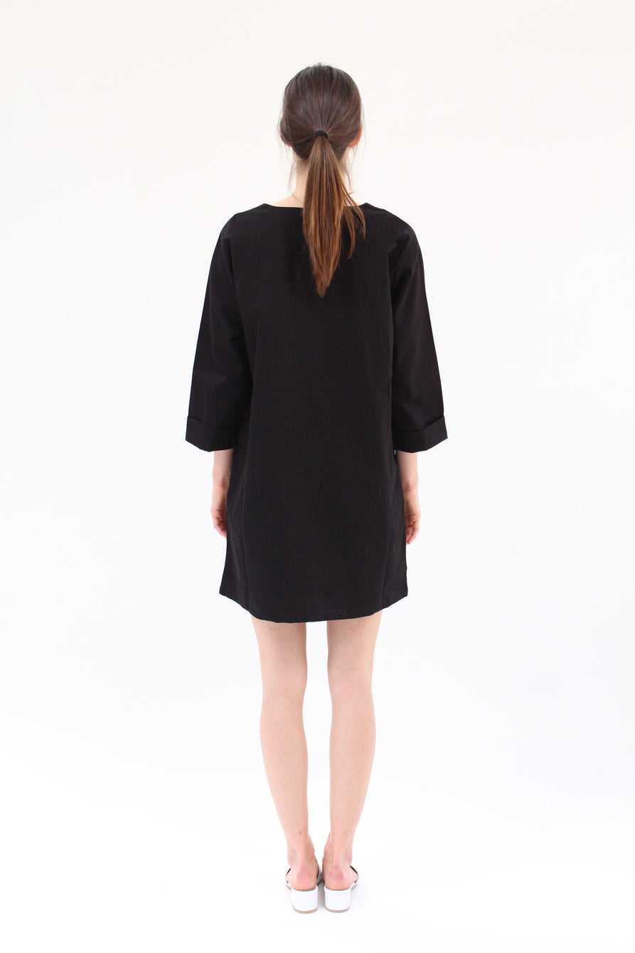 Kowtow Introduction Dress Black