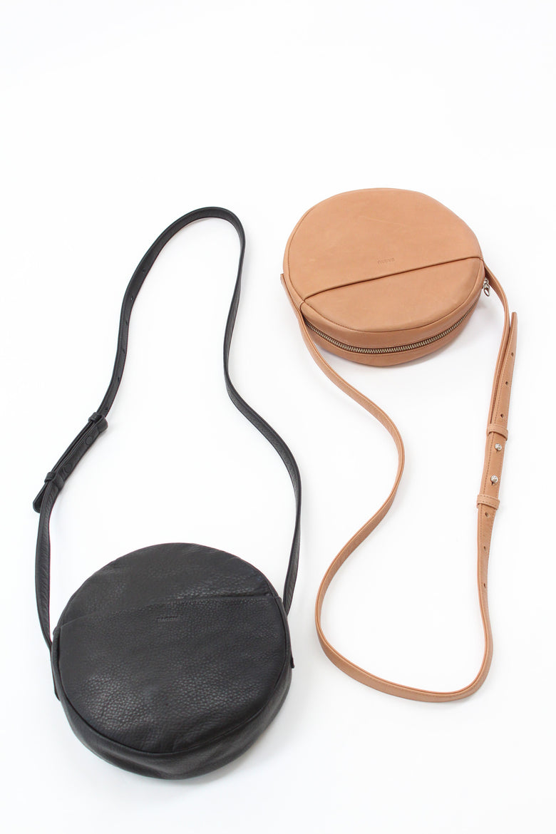 Baggu Leather Circle Purse