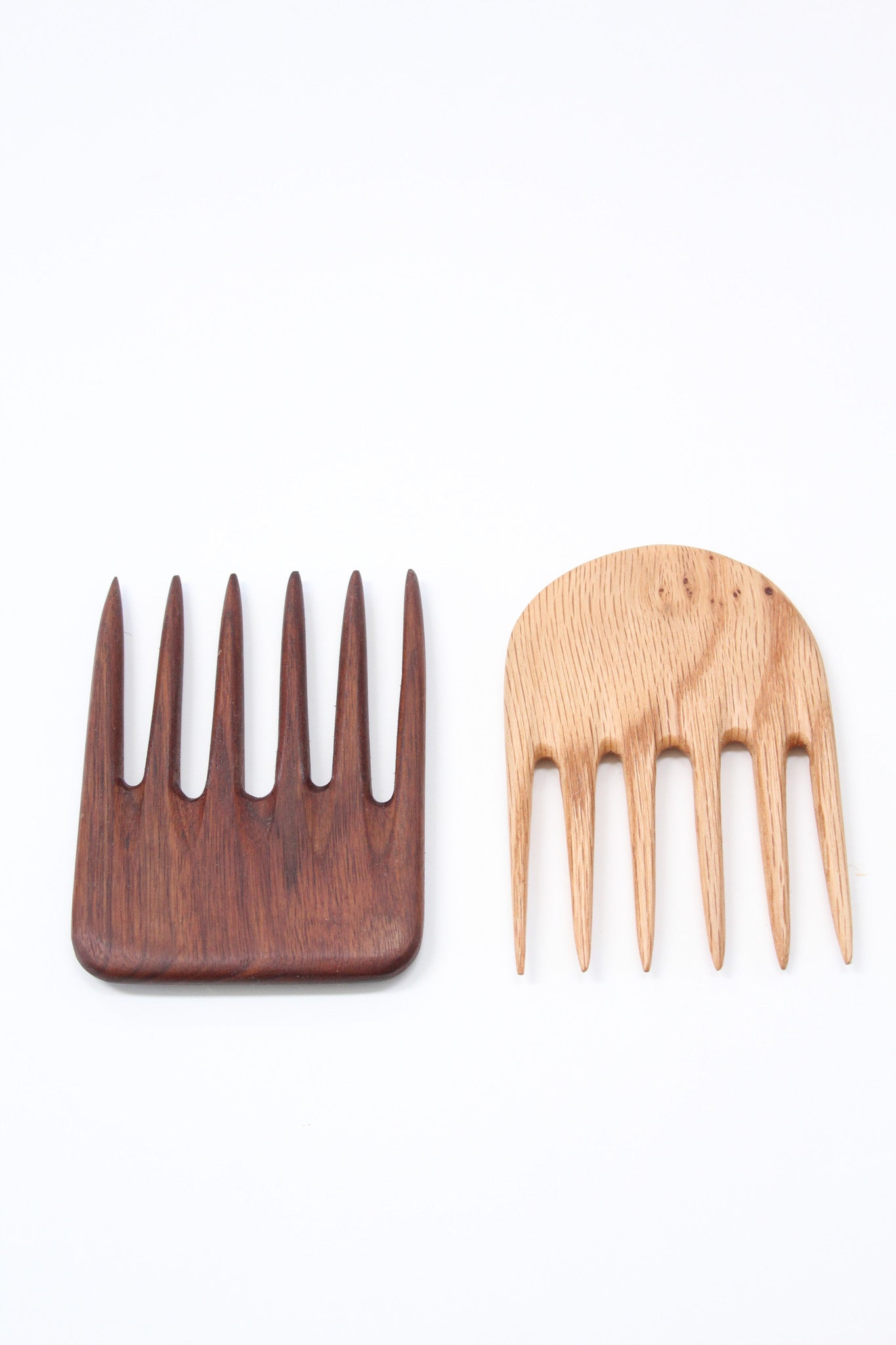 Hand Carved Wood Comb / Beklina