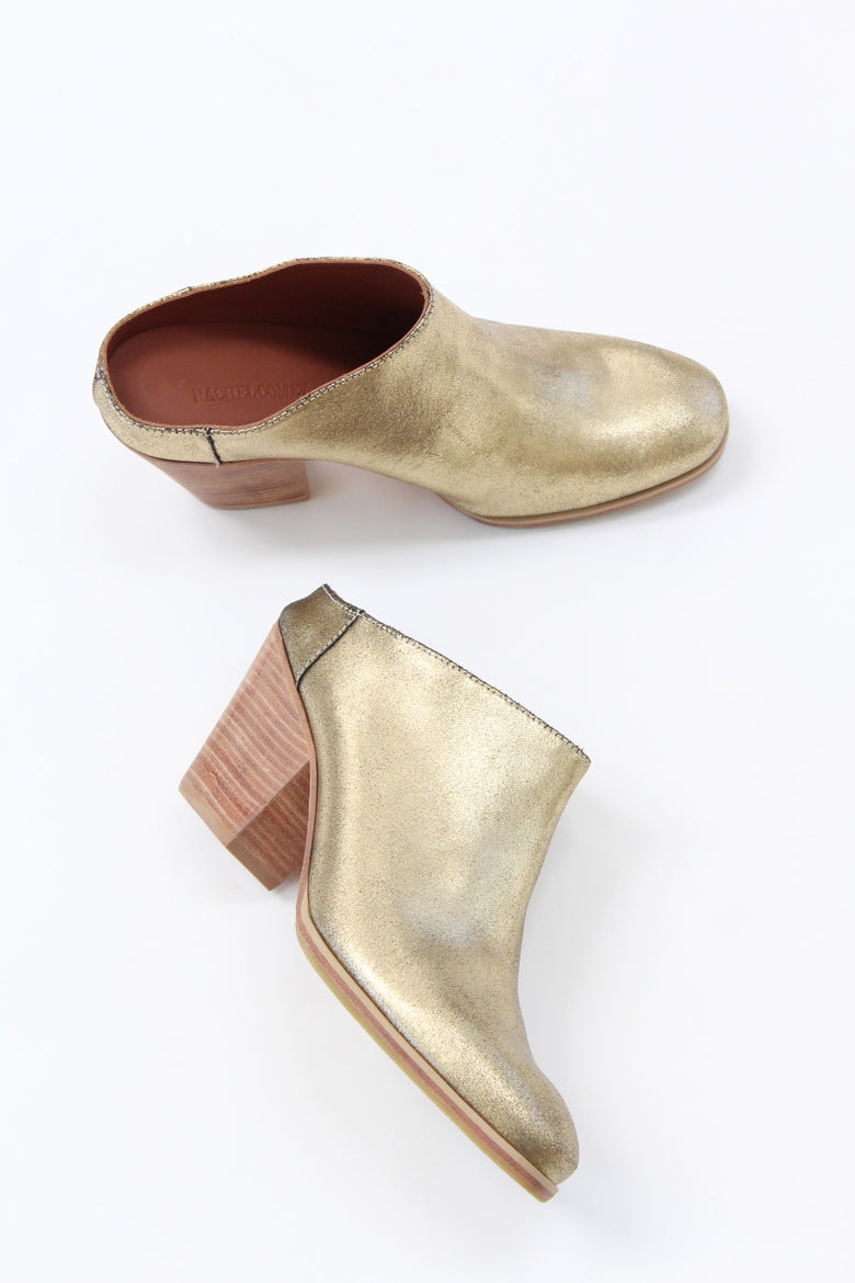 Rachel Comey Mars Mule Boot Old Gold