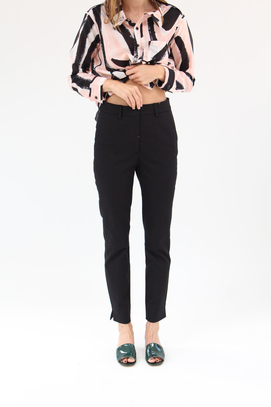 Apiece Apart Camilla High Waisted Pant Black / BEKLINA