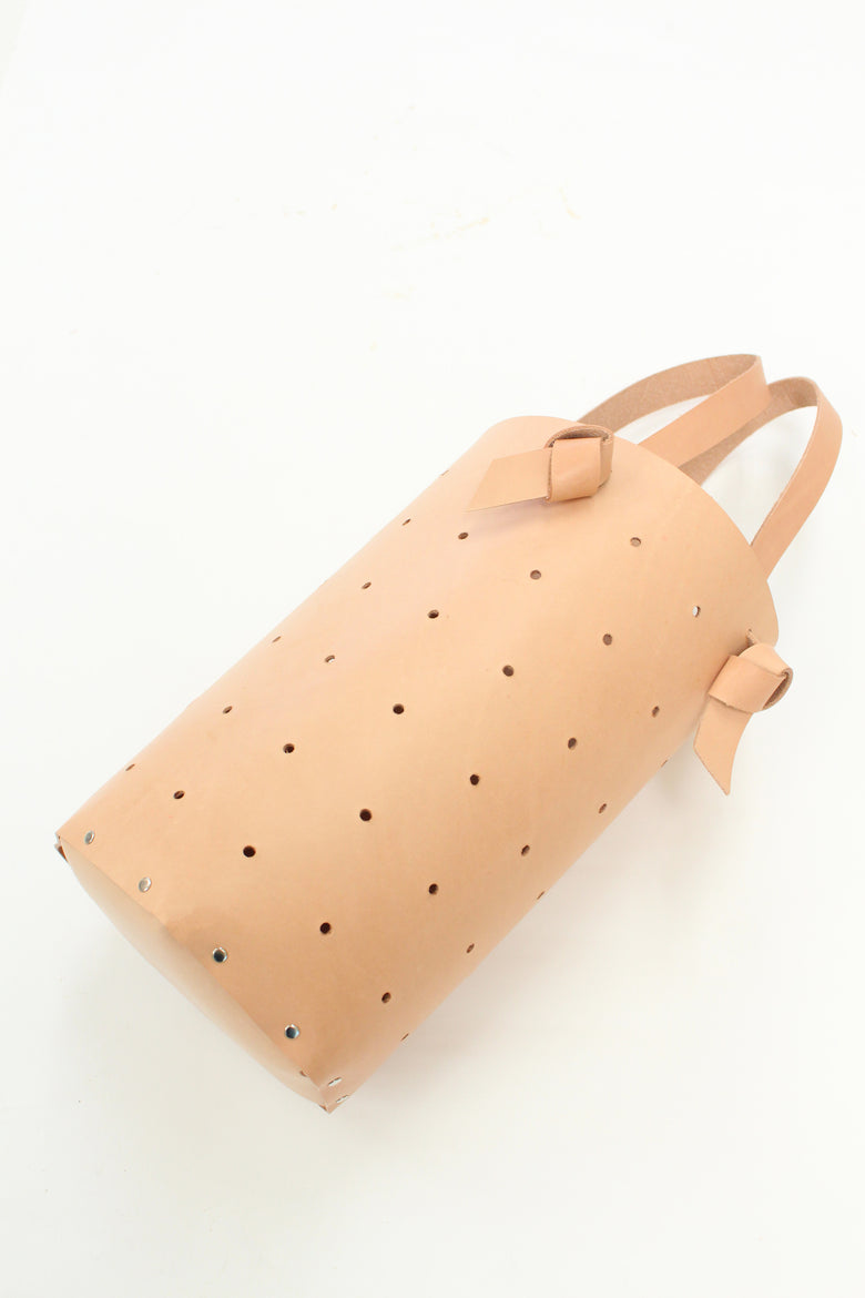 Studio Astele Nude Bucket Bag