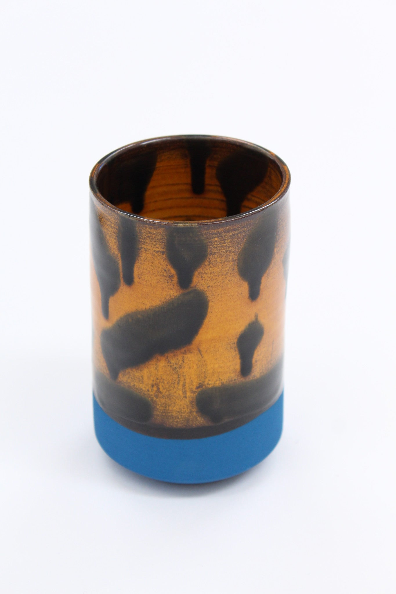 Ceramic Tortoise Shell Cup