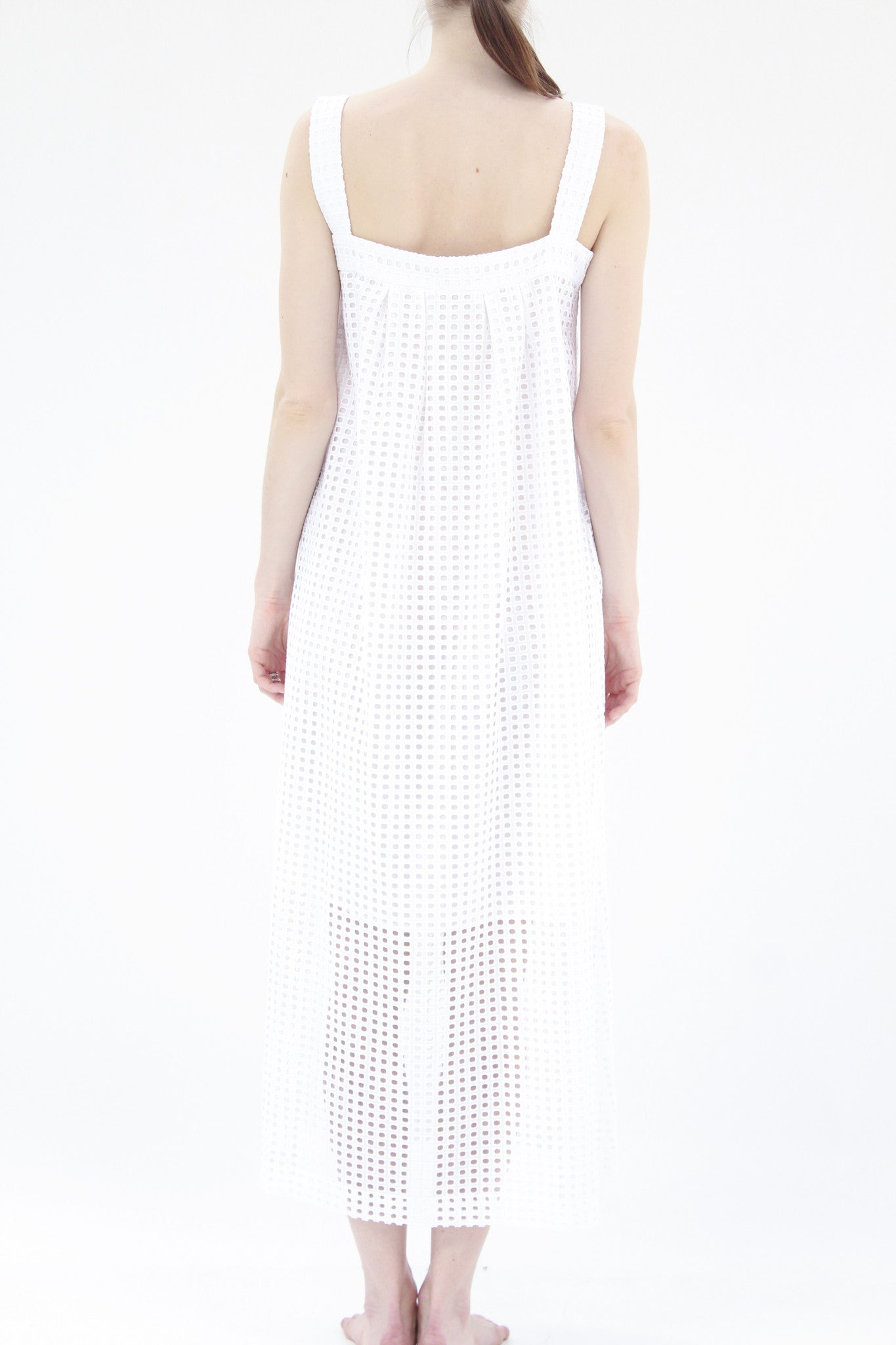 Beklina Diarte Joanne Dress White