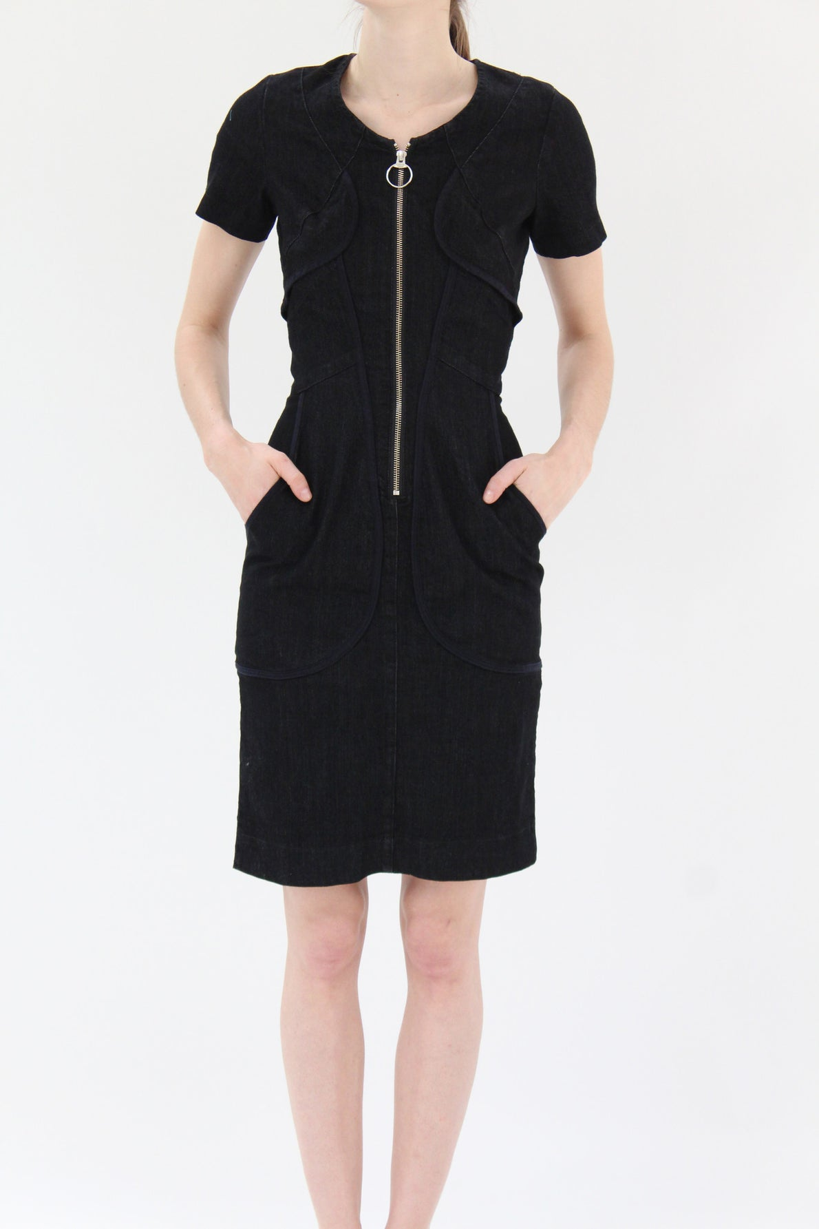 Prairie Underground Harness Dress Black / Beklina