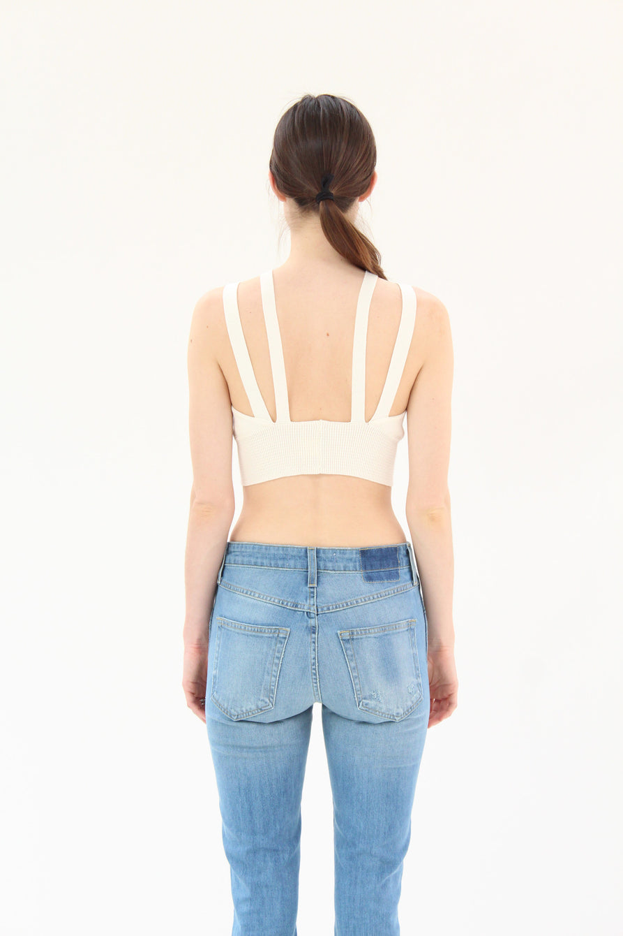 Diarte Devon Knit Top Cream / Beklina