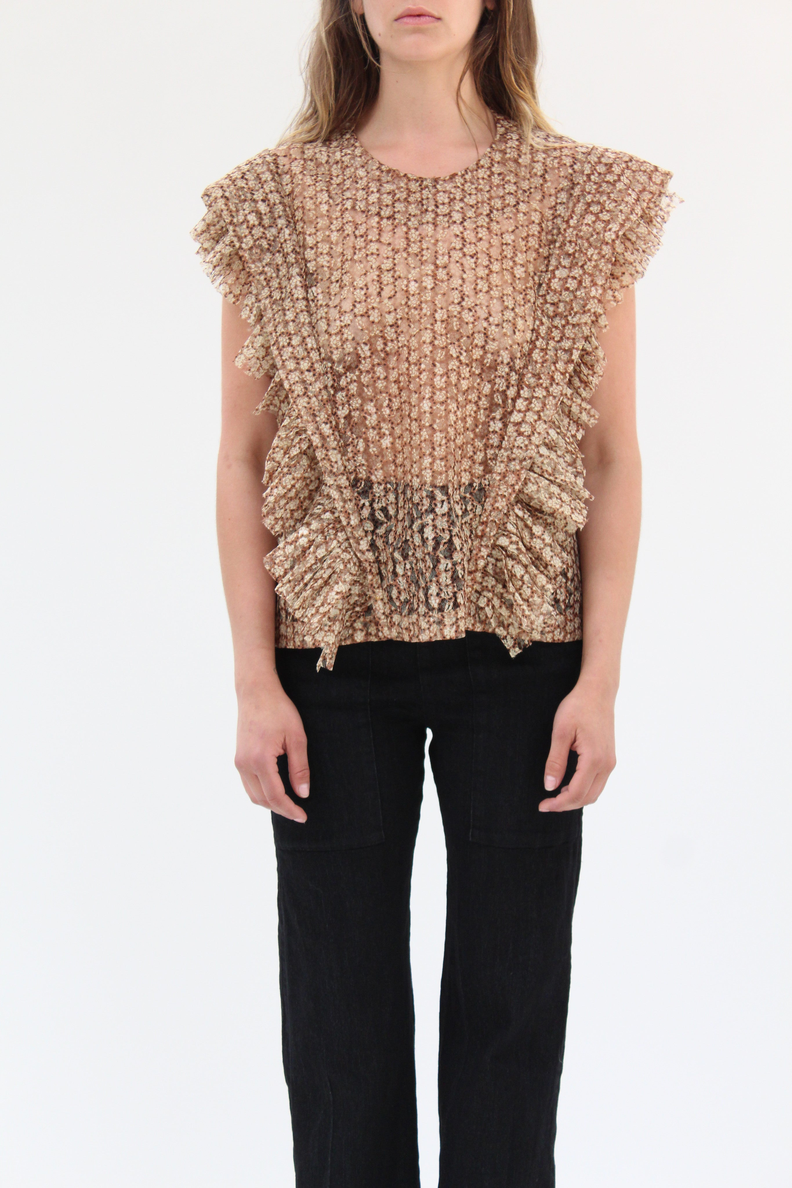 A Détacher Esther Blouse Sienna