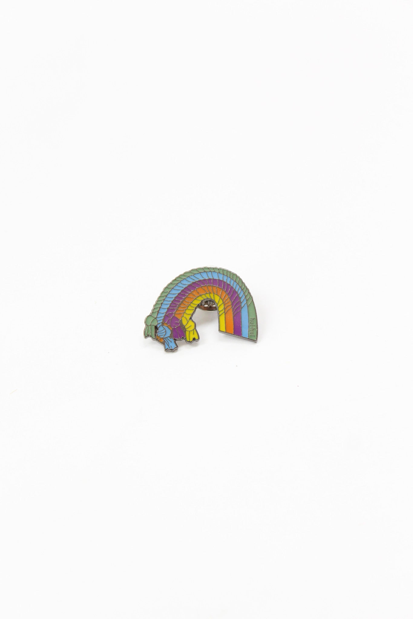 Hui Hui Rainbow Pin