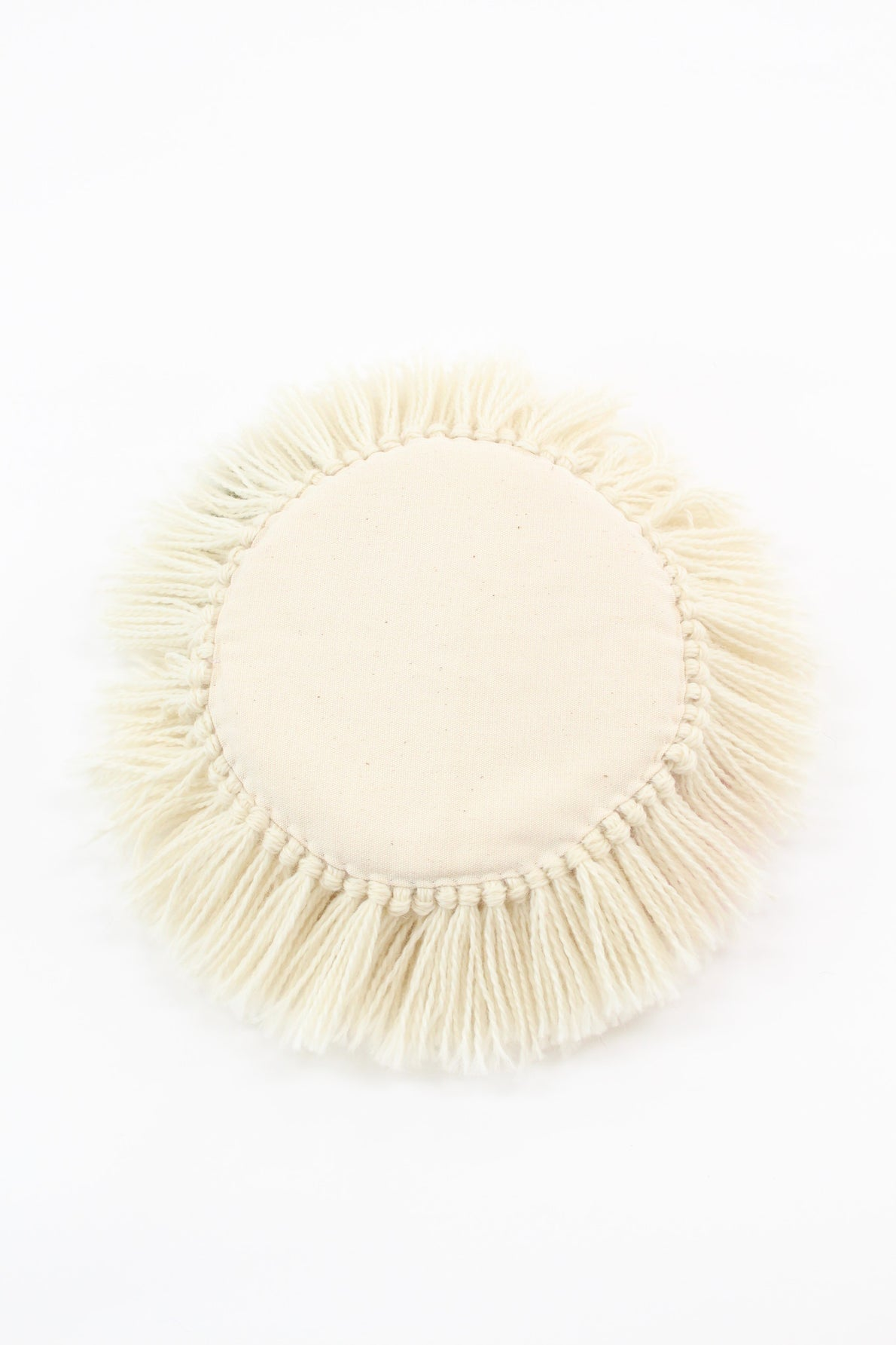 Beklina Alpaca Handmade Fringe Pillows A8