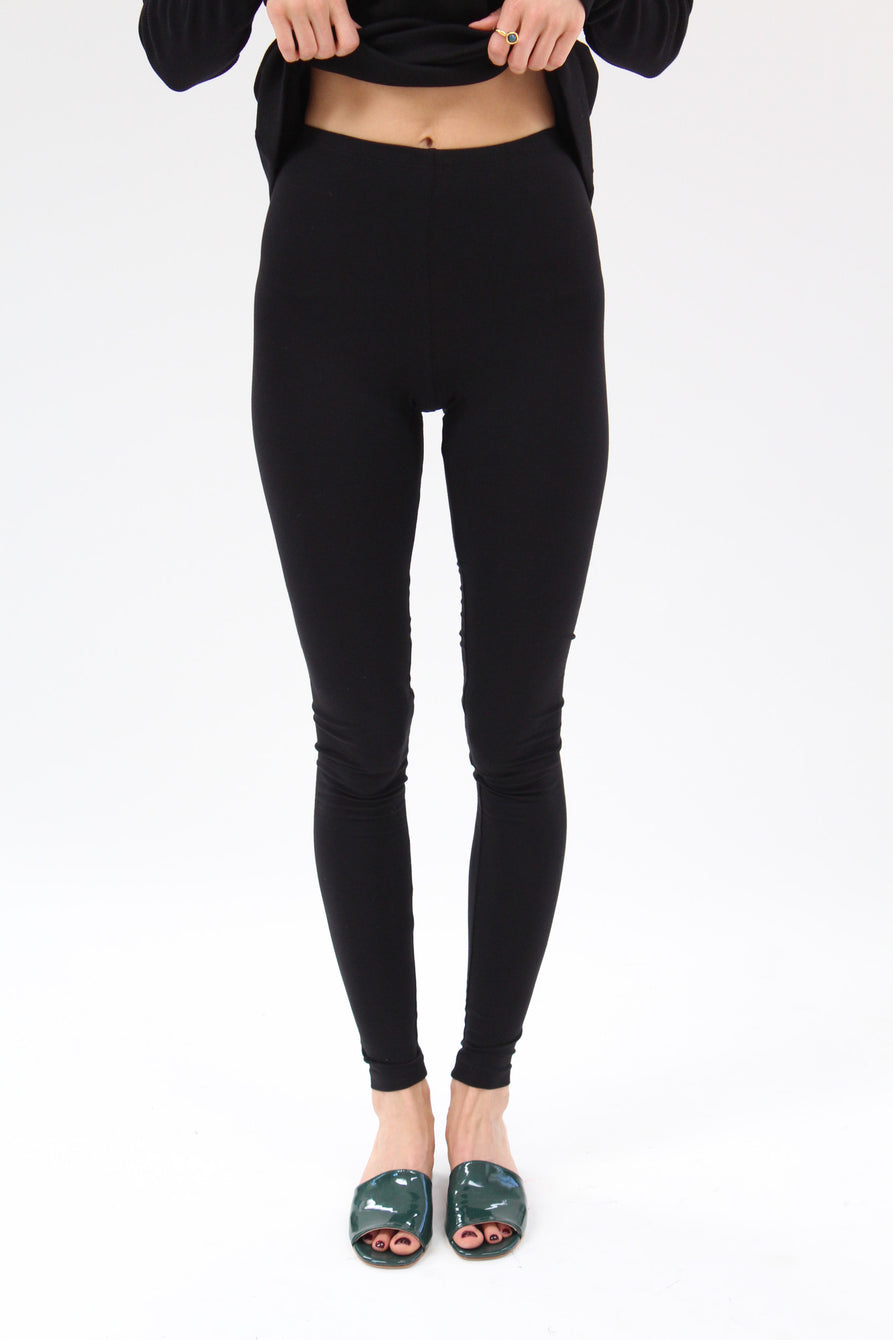 Kowtow Building Block Leggings Black