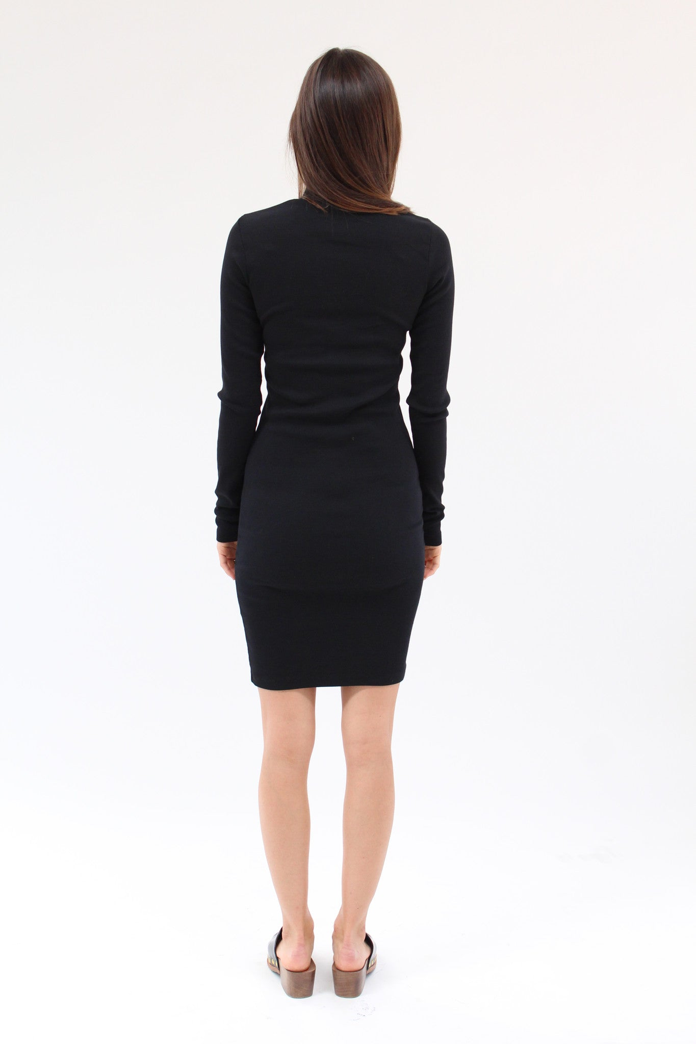 Prairie Underground Core Dress Black / Beklina