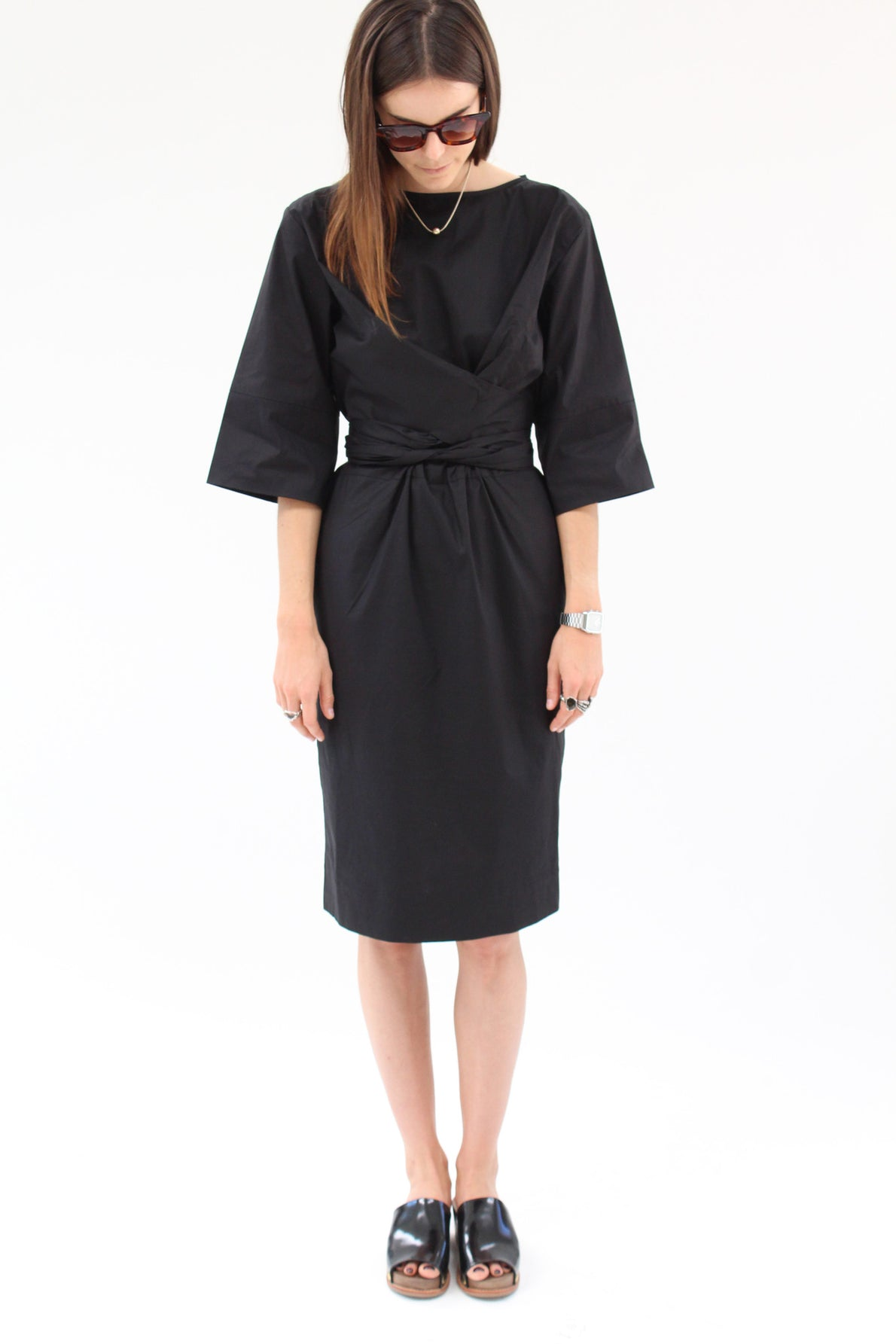 Gary Bigeni Harper Dress Black / Beklina