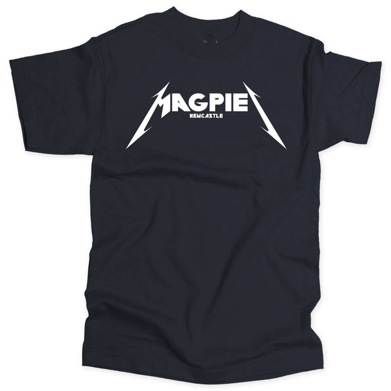Newcastle T-shirt - Magpies Metal